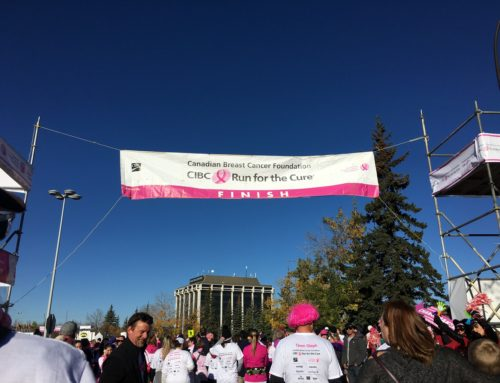 CIBC Run for the Cure 2016