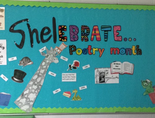 Celebrate Poetry Month!
